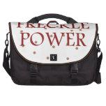 Freckle Power Laptop Bags