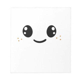 Freckled Notepad