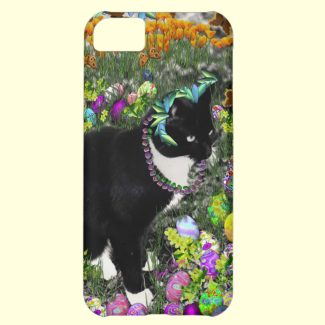 Freckles in the Hunt for Colored Easter Eggs iPhone 5C Case