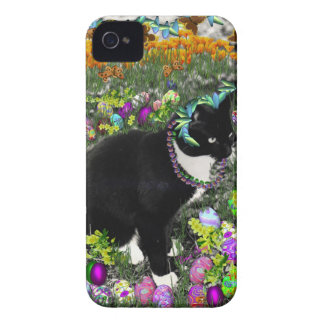 Freckles in the Hunt for Colored Easter Eggs iPhone 4 Case-Mate Case