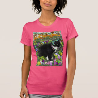 Freckles in the Hunt for Colored Easter Eggs Shirt