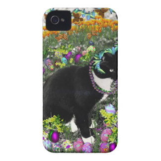 Freckles in the Hunt for Easter Eggs Case-Mate iPhone 4 Cases