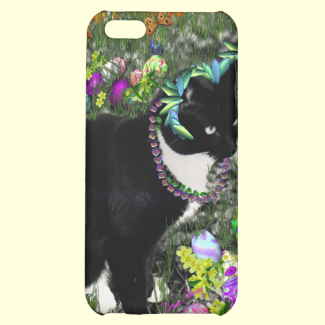 Freckles in the Hunt for Easter Eggs iPhone 5C Cases