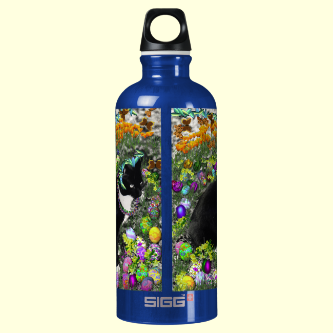 Freckles in the Hunt for Easter Eggs SIGG Traveler 0.6L Water Bottle