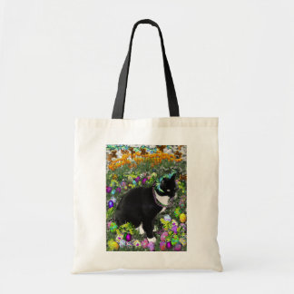 Freckles in the Hunt for Easter Eggs Tote Bag