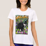 Freckles, Tux Cat, in the Hunt for Easter Eggs Shirt