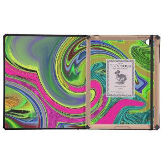 frecuencia intermedia remolinada iPad protector