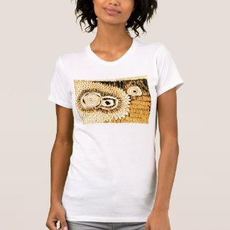 frecuencias de los girasoles camiseta