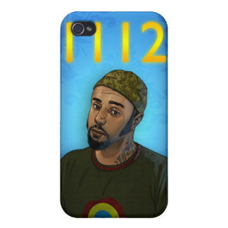 Fred - 1112 Game Characters iPhone 4 Case