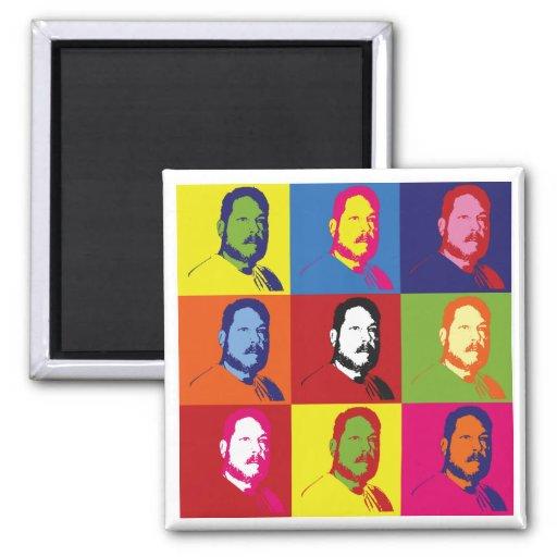 Fred Ala Fridge Magnets