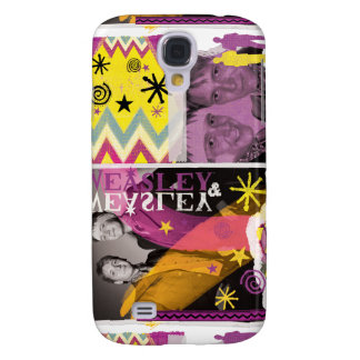 Fred and George Weasley Galaxy S4 Cover