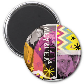 Fred and George Weasley Magnet