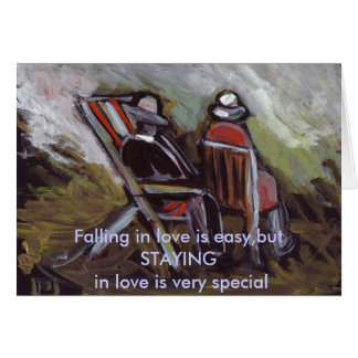 Fred and Glady's Card