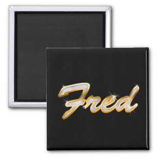 Fred Bling Magnets