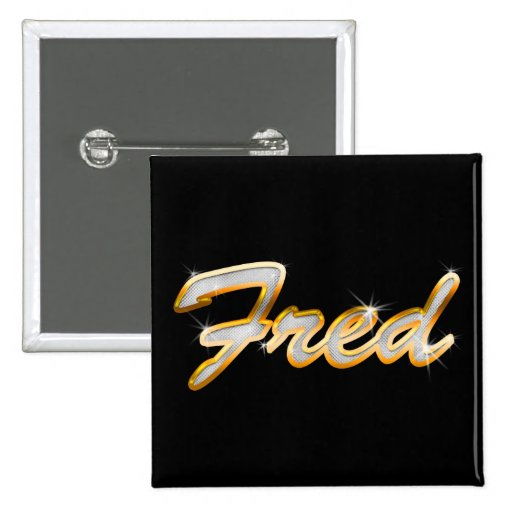 Fred Bling Pins