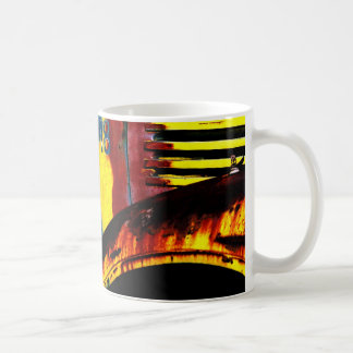 fred clark coffee mug