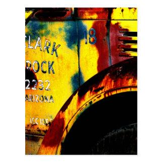 fred clark tarjetas postales