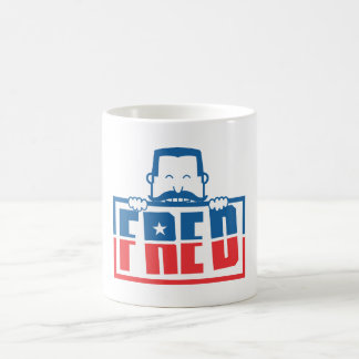 FRED COFFEE MUG