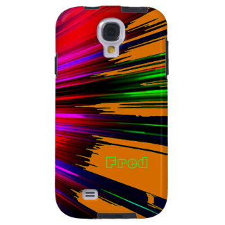 Fred Colorfull Highlights Samsung Galaxy S4 cover