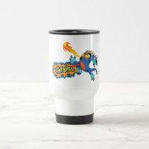 Fred | Fireball Travel Mug