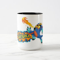 Fred | Fireball Two-Tone Coffee Mug