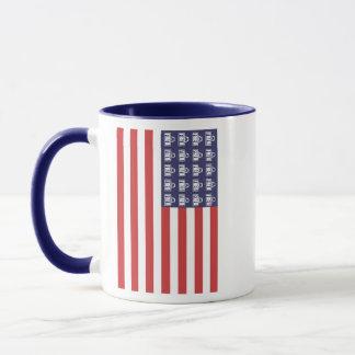 Fred Flag Mug