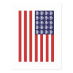 Fred Flag Post Cards