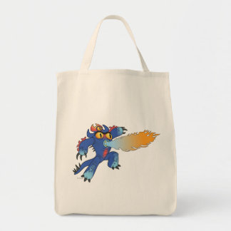 Fred Flamethrowers Tote Bag