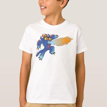 flamethrowers Fred Flamethrowers T-Shirt