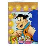 Fred Flintstone Look In Mirror Card