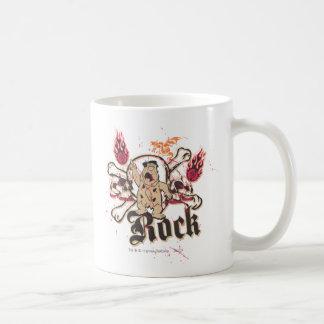 Fred Flintstone  Rock Coffee Mugs