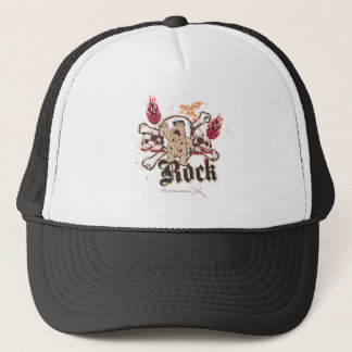 Fred Flintstone  Rock Trucker Hat