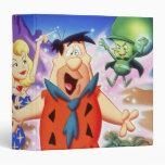 Fred Flintstone Under A Spell Binders