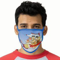 Fred Flintstone Wilma Barney and Betty PEBBLES™ Face Mask
