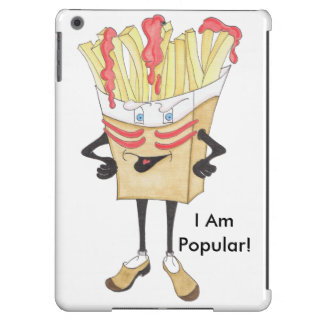 'Fred Fries' iPad Air Barely There Case Cover For iPad Air