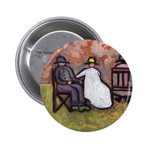 FRED GLADY Y SU MADRE PIN
