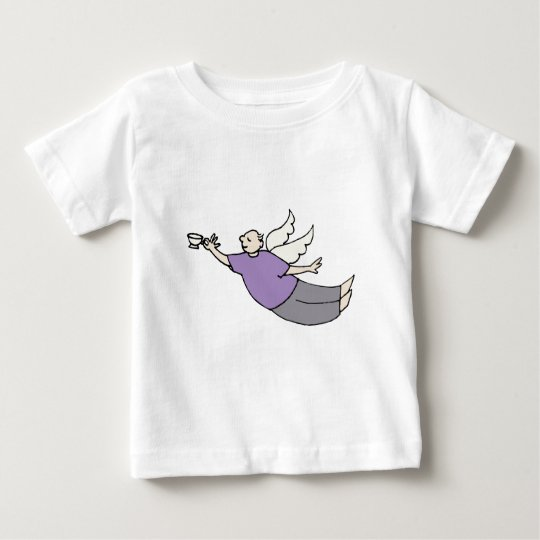 Fred Has Ascended Baby T-Shirt