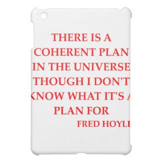 fred hoyle quote iPad mini covers