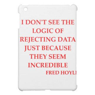 fred hoyle quote iPad mini cases