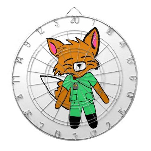 Fred la enfermera Fox