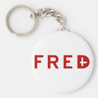 Fred Llavero Redondo Tipo Pin