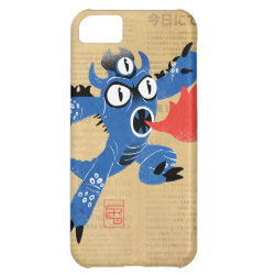 Case-Mate Barely There iPhone 5C Case with Fred Monster Stylized design