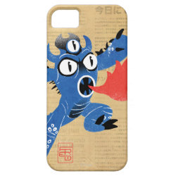 Case-Mate Vibe iPhone 5 Case with Fred Monster Stylized design