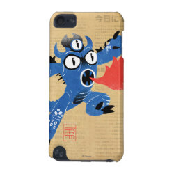 Case-Mate Barely There 5th Generation iPod Touch Case with Fred Monster Stylized design