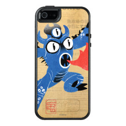 OtterBox Symmetry iPhone SE/5/5s Case with Fred Monster Stylized design