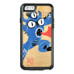 OtterBox Symmetry iPhone 6/6s Case with Fred Monster Stylized design