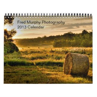 Fred Murphy Photography 2013 Calendar