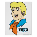 Fred Pose 06 Poster