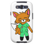 Fred the Fox- Nurse Samsung Galaxy S3 Covers
