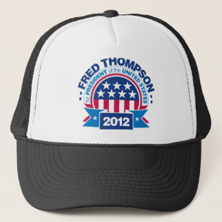 Fred Thompson for President 2012 Trucker Hat